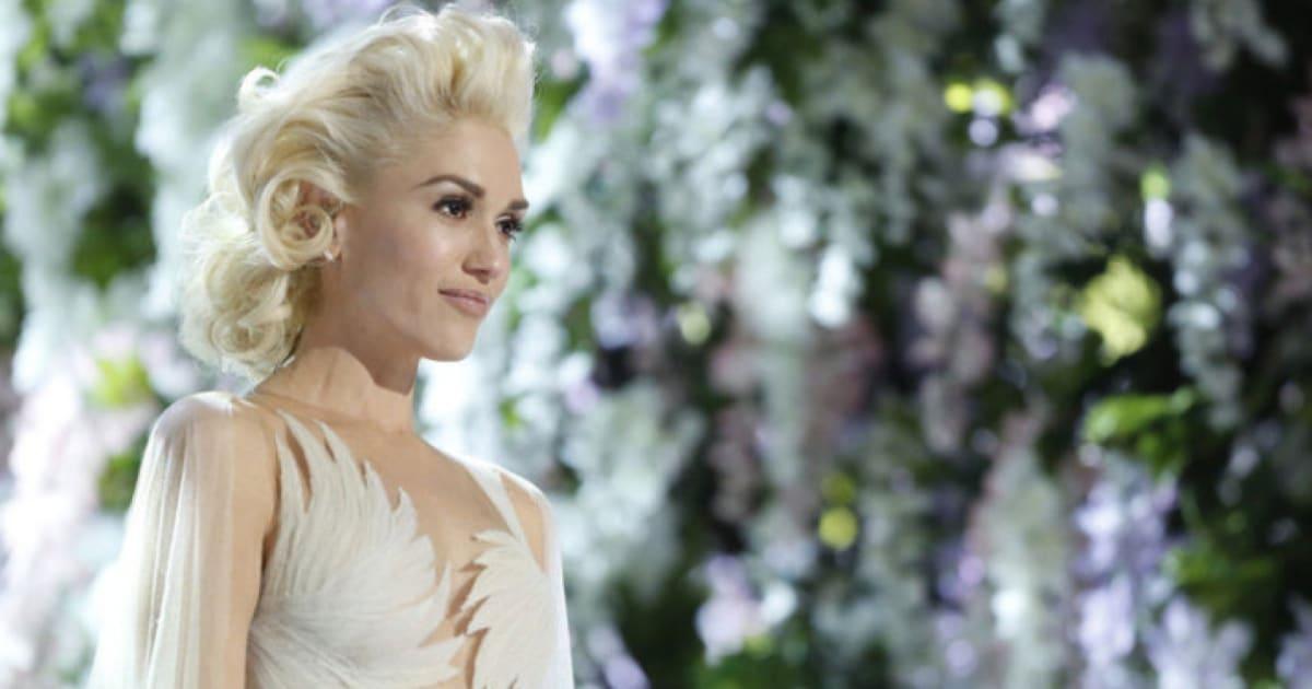 Gwen Stefani Wears Wedding Dress For Emotional 'Used To