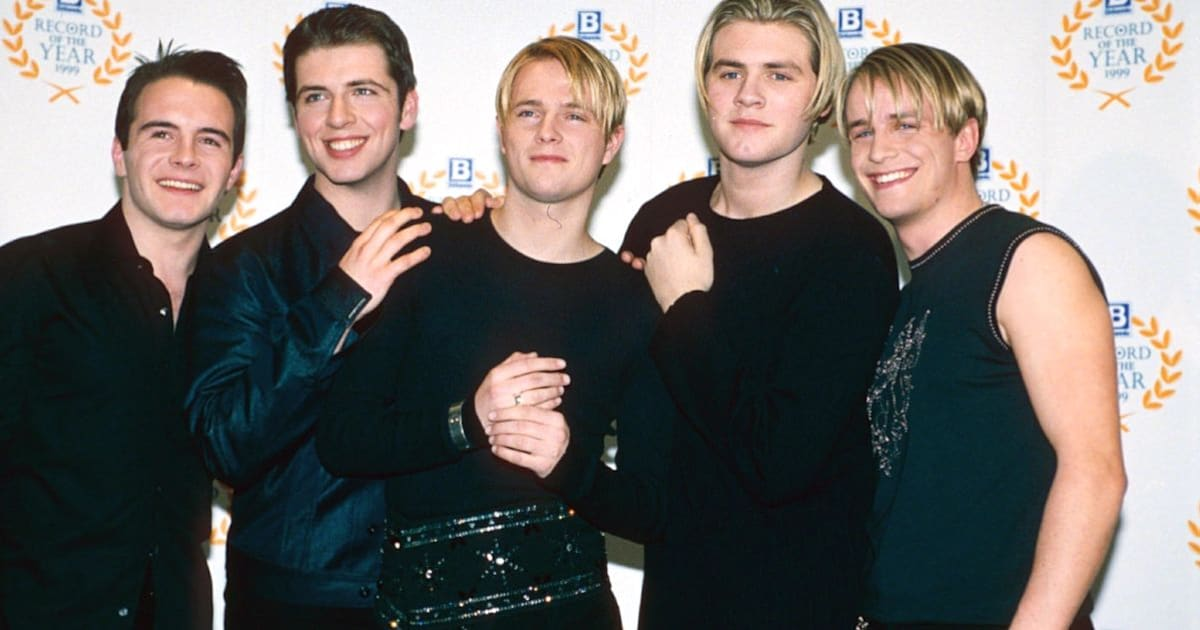 Louis Walsh Talks Westlife Reunion, And Why Brian McFadden