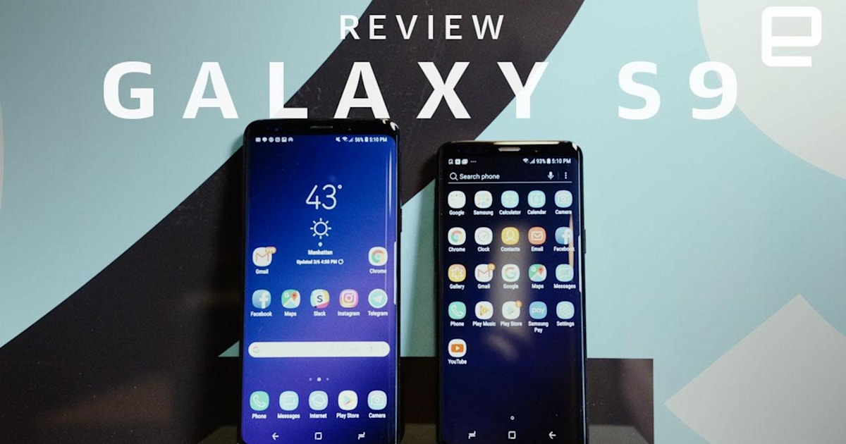 samsung galaxy s9 and s9 plus review. Black Bedroom Furniture Sets. Home Design Ideas