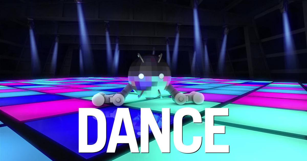 Tomy's Dancy Beatz is a dancing disco ball you can choreograph 1