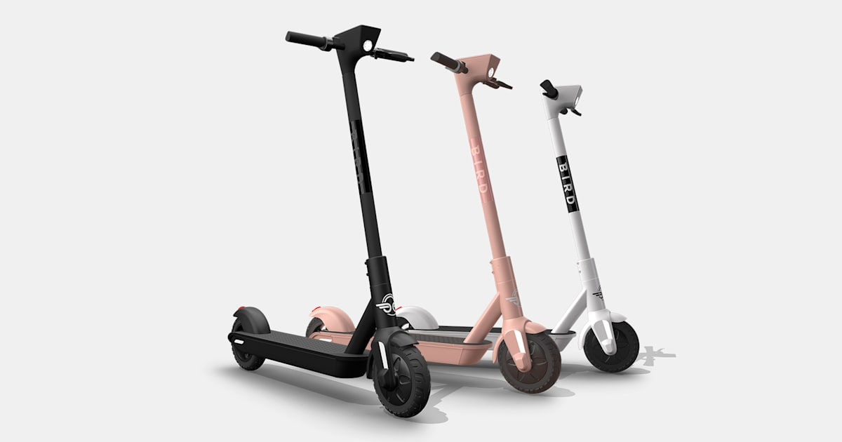 Bird says its new One e-scooter can survive a year of abuse