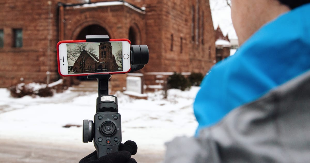 The best Android and iPhone gimbal