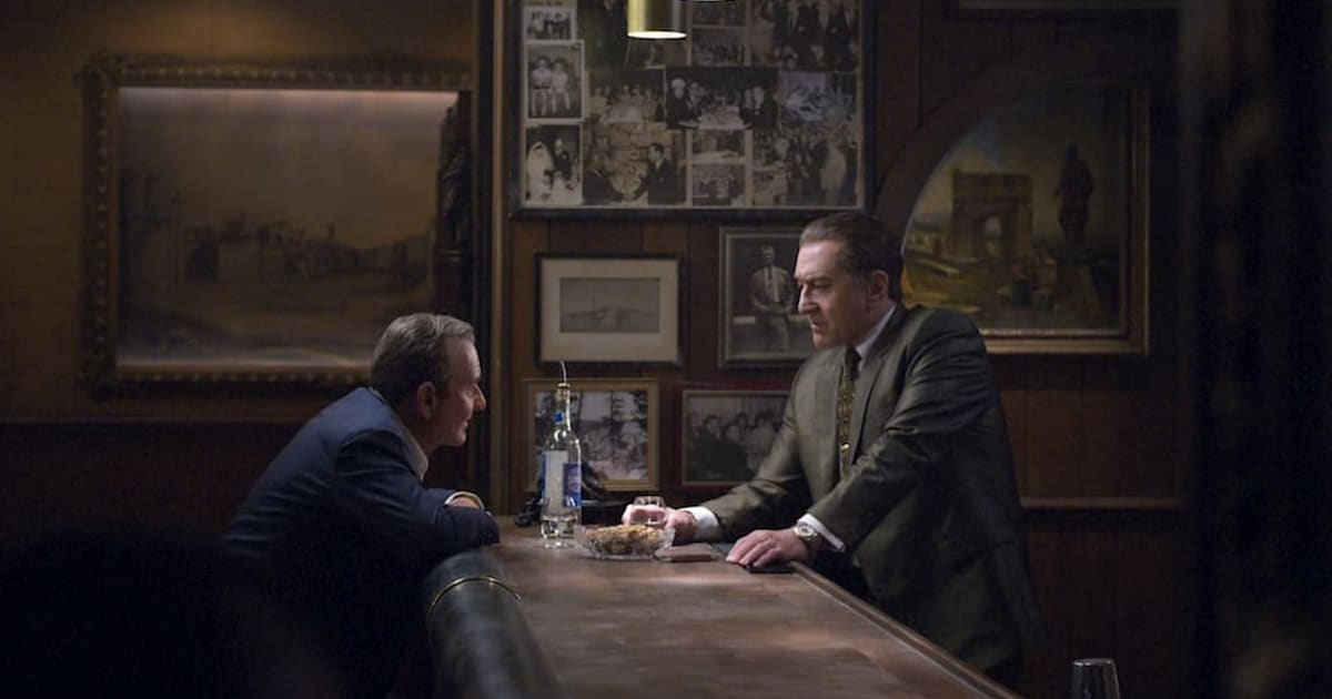 Netflix's 'The Irishman' will open the New York Film Festival