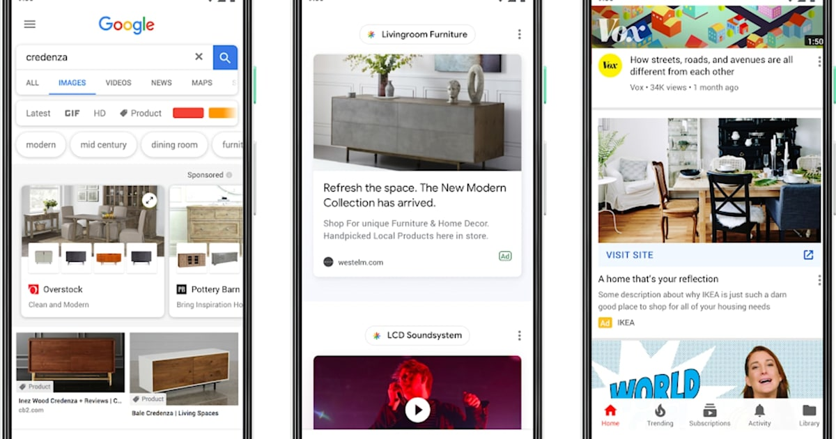 Google confirms ads are coming to your Discover feed for the first time