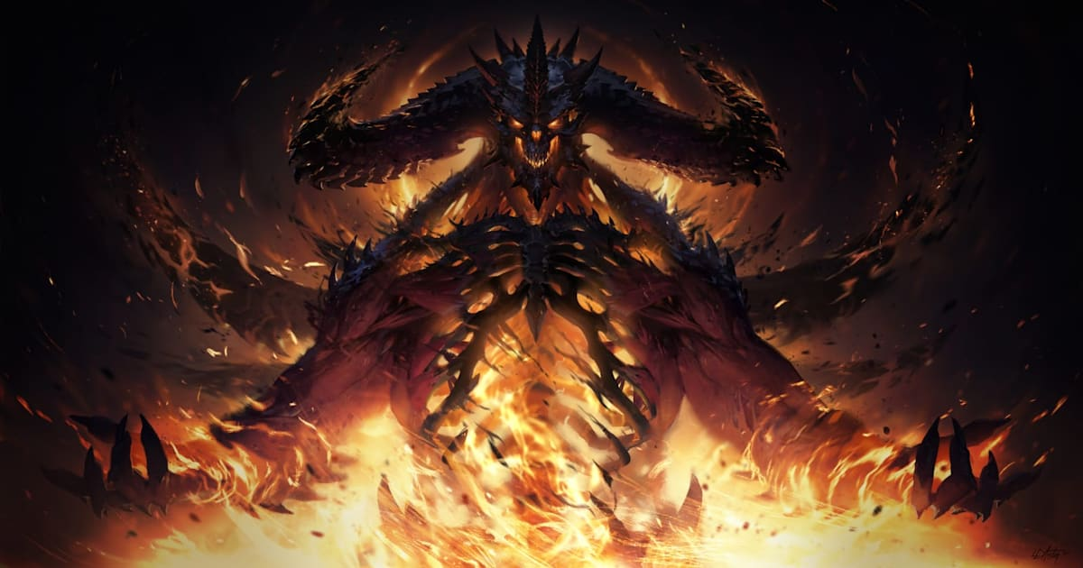 QnA VBage 'Diablo Immortal' brings Blizzard's action RPG to iOS and Android