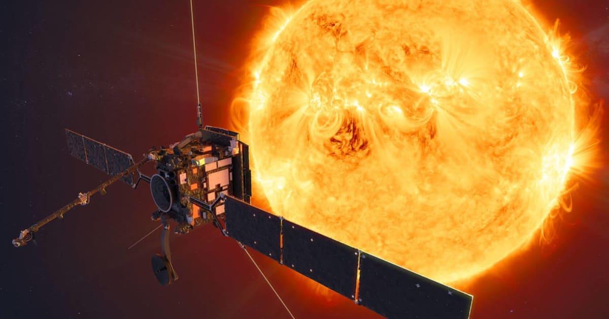 NASA's Solar Orbiter is on its way to observe the Sun's poles 1