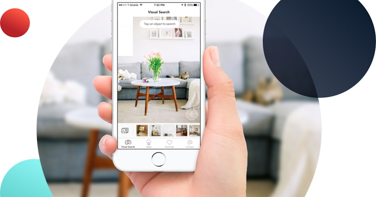 Facebook Snaps up Visual Search Technology Startup