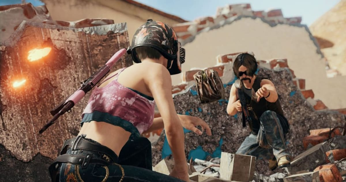 Pubg Season 5 Will Have Throwable Items And Weapons Engadget