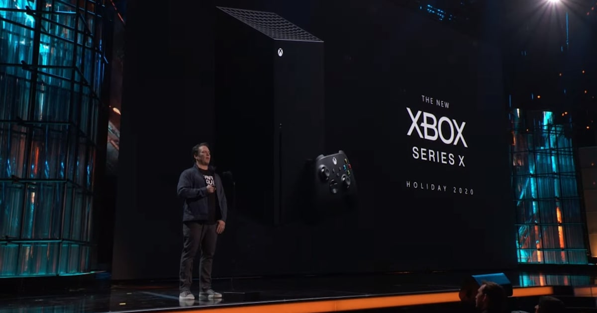 The next Xbox is called Series X and it looks like a PC tower