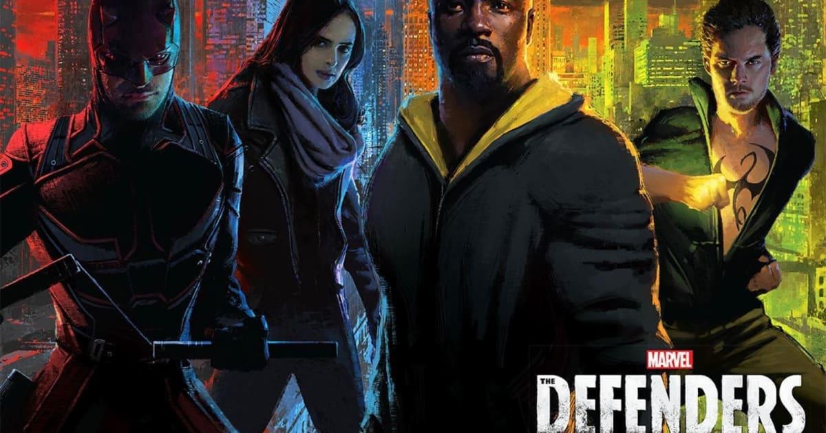 Marvel's Defenders Probably won't Return on TV Until 2020