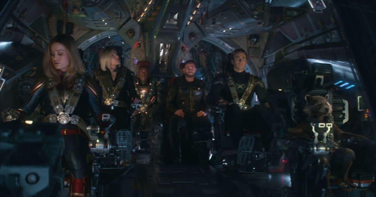 'Avengers: Endgame' will stream on Disney+ starting December 11th 1