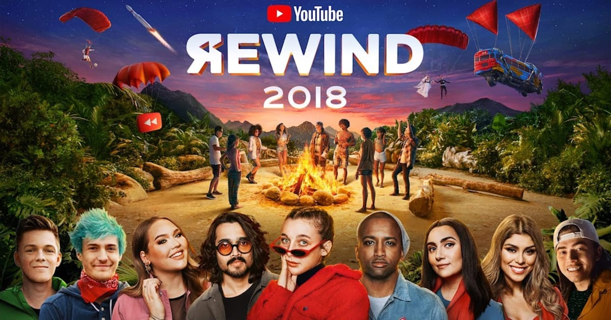 YouTube's Rewind 2018 becomes the site's most disliked video