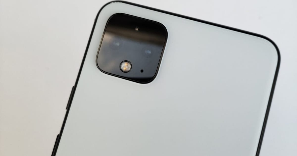 Google's Pixel 4 will feature something called a 'Pixel Neural Core'