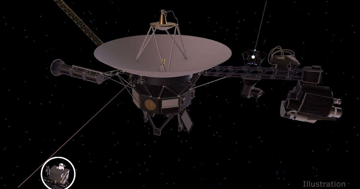 NASA fights to keep the Voyager probes running after four decades – Engadget