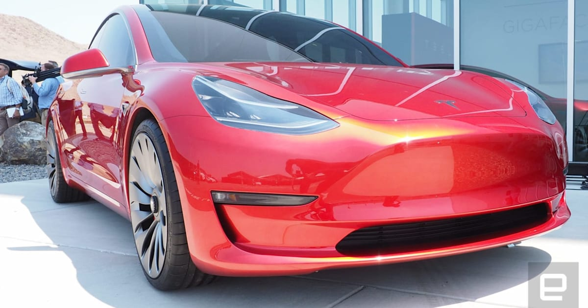 Tesla Model 3 Orders are Available to Everyone in North America