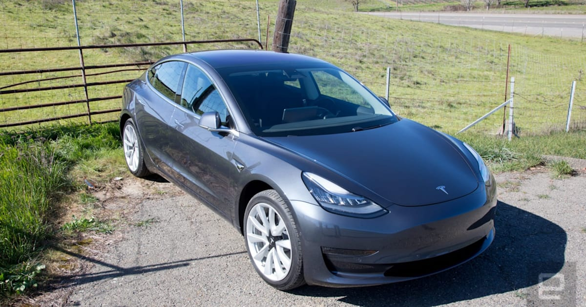 Mod Turns your Tesla into a Rolling Surveillance System