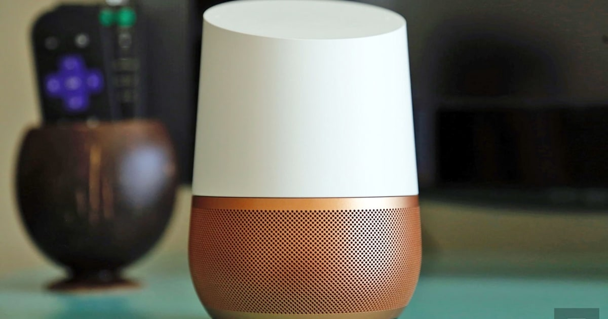 Google Home Can Now Schedule Routines