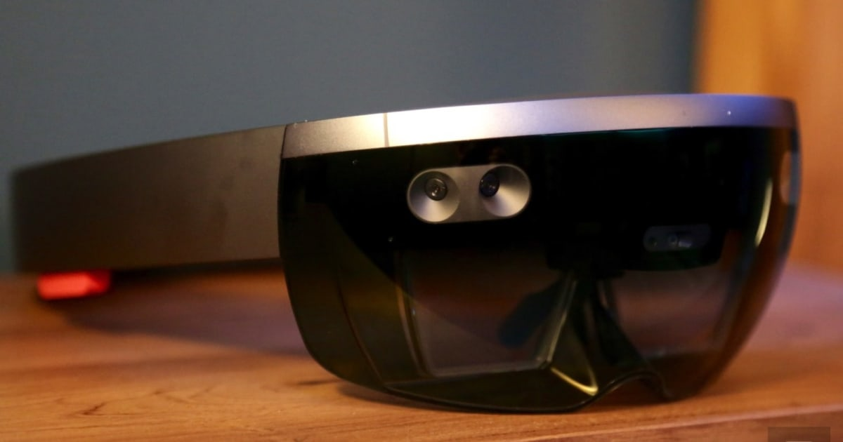 AR Technology Helps the Blind Navigate by Making Objects 'Talk'