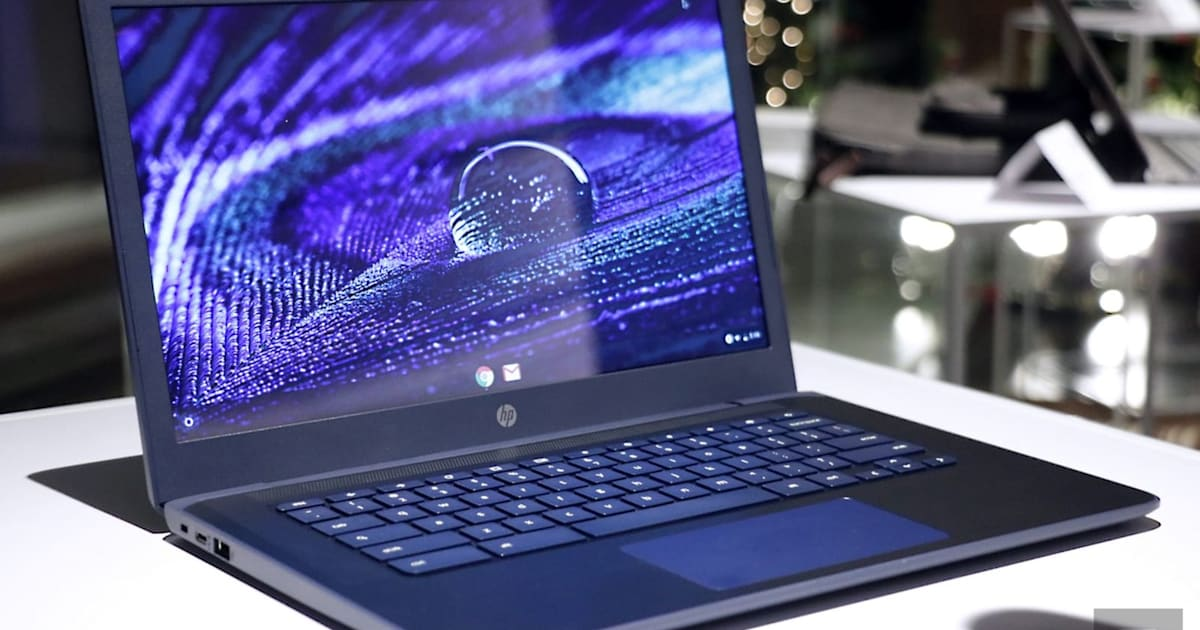 QnA VBage HP Chromebook 14 hands-on: AMD's first dance with Chrome OS