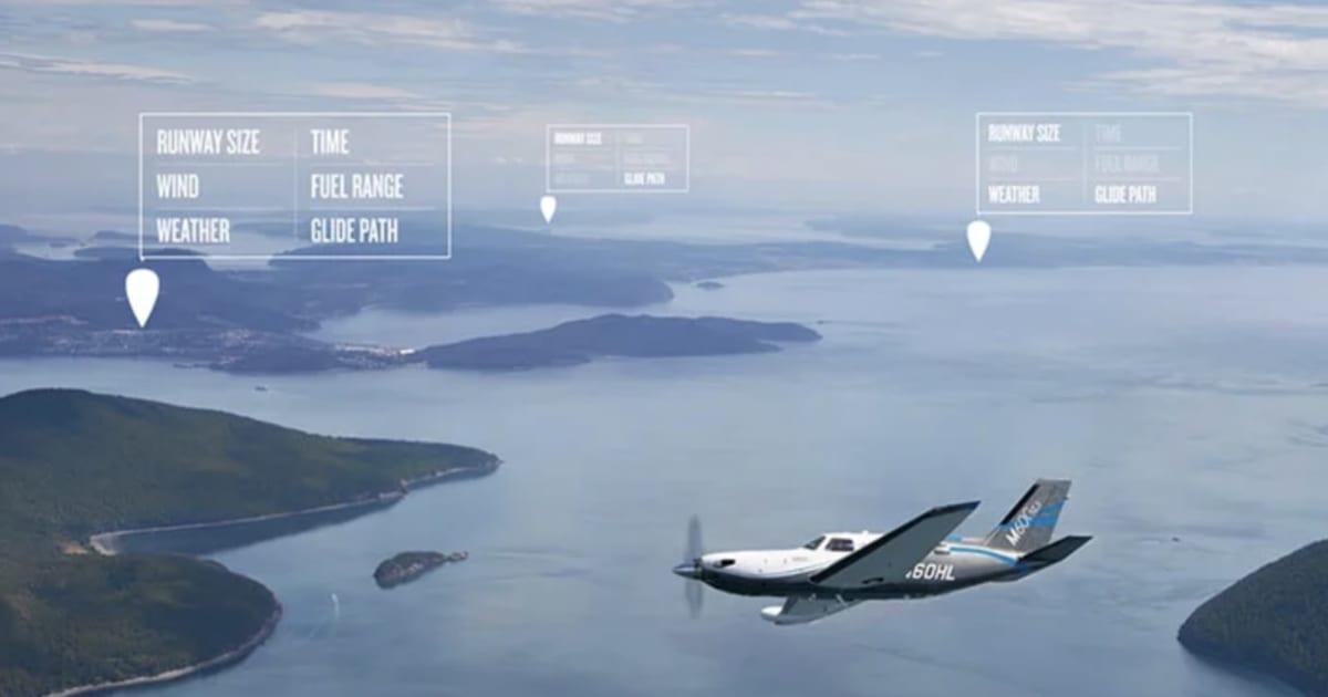 Garmin's new nav system can emergency land small planes 1