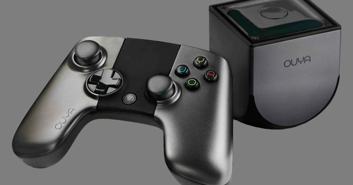 Crowdfunded gaming console Ouya will shut down for good on June 25th