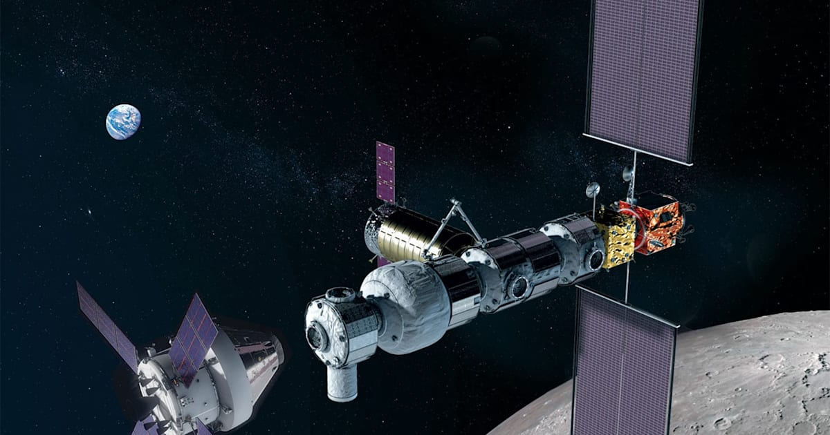 NASA's Lunar Outpost will Get a Robotic Helping Hand from Canada