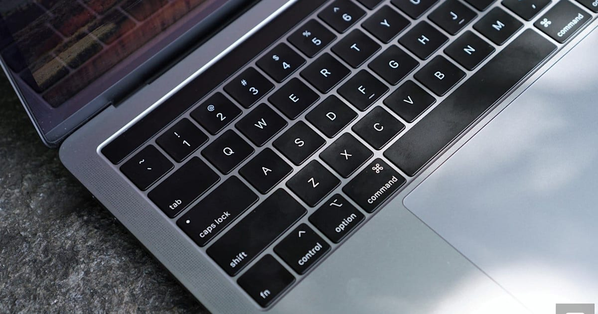 Apple says it fixed the MacBook Pro keyboard