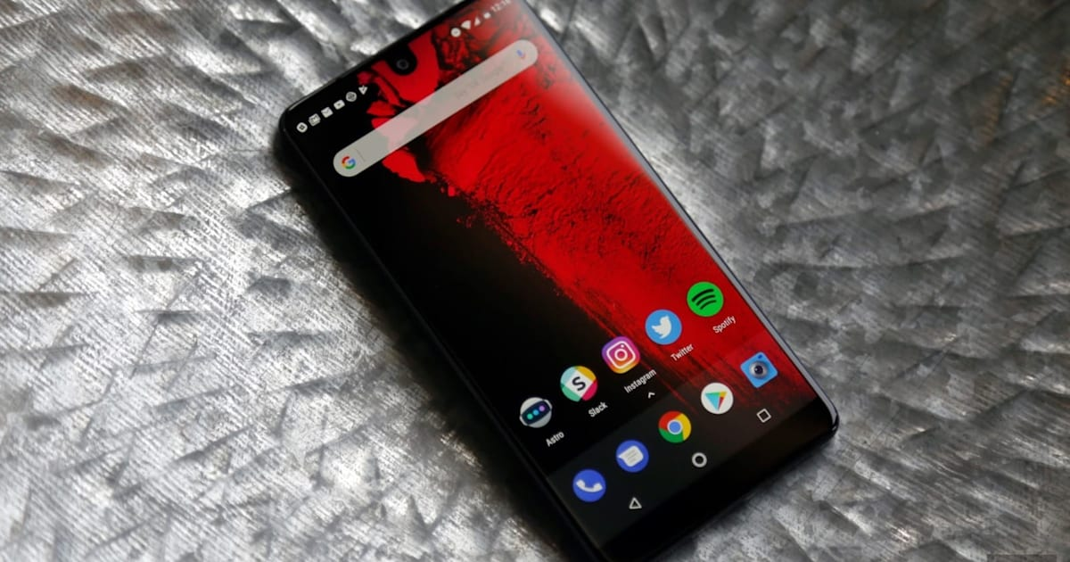 Android Oreo 8.1 is Finally Available for Essential Phones