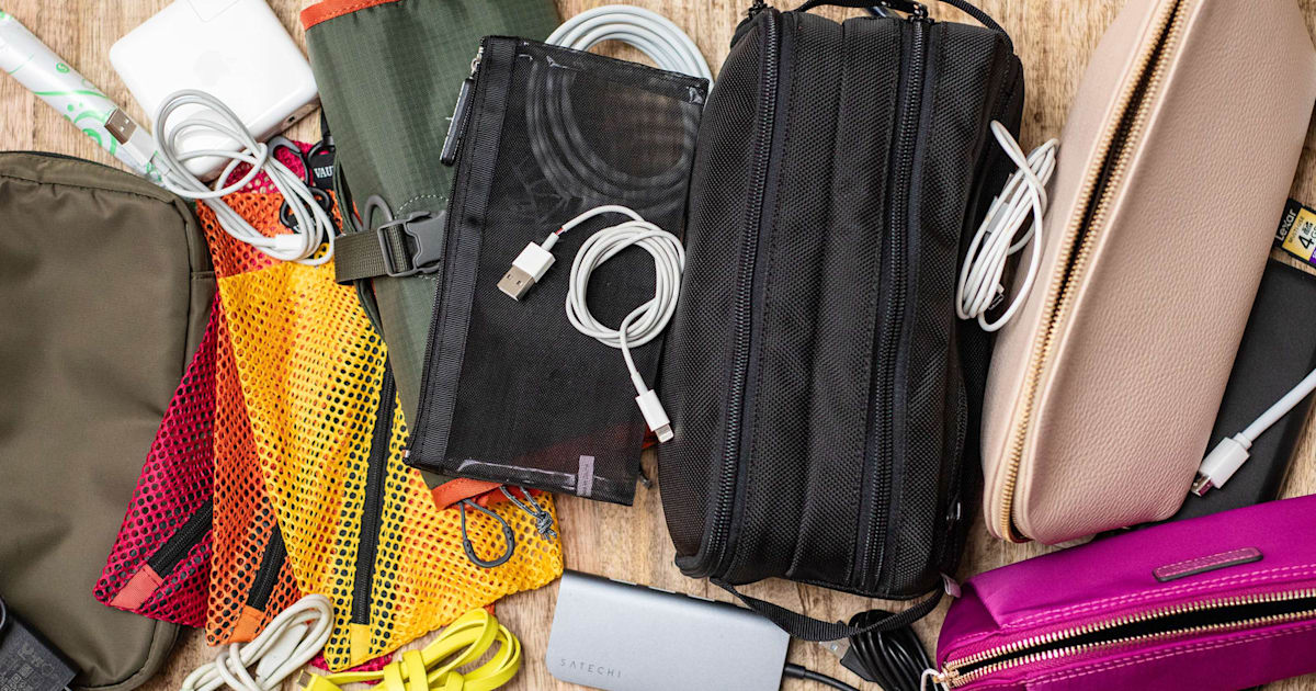 The Best Bag and Cable Organizers