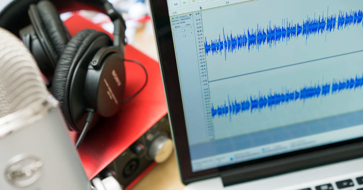 QnA VBage The best audio editing software for beginning podcasters