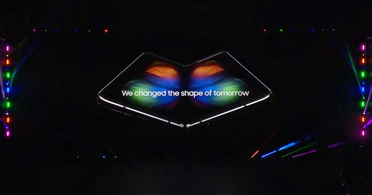 Samsung's 2019 'Unpacked' Event by the Numbers