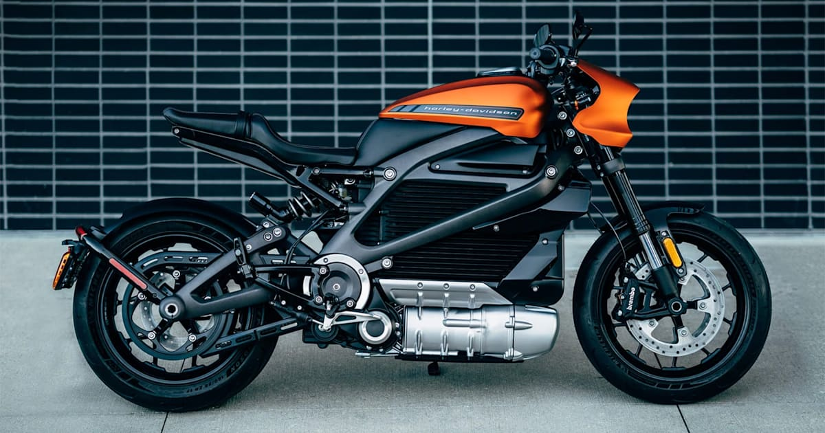 Harley-Davidson suspends LiveWire production over a charging glitch 1