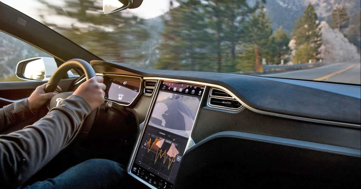 Tesla's in-car browser will be upgraded to Chromium - Engadget thumbnail