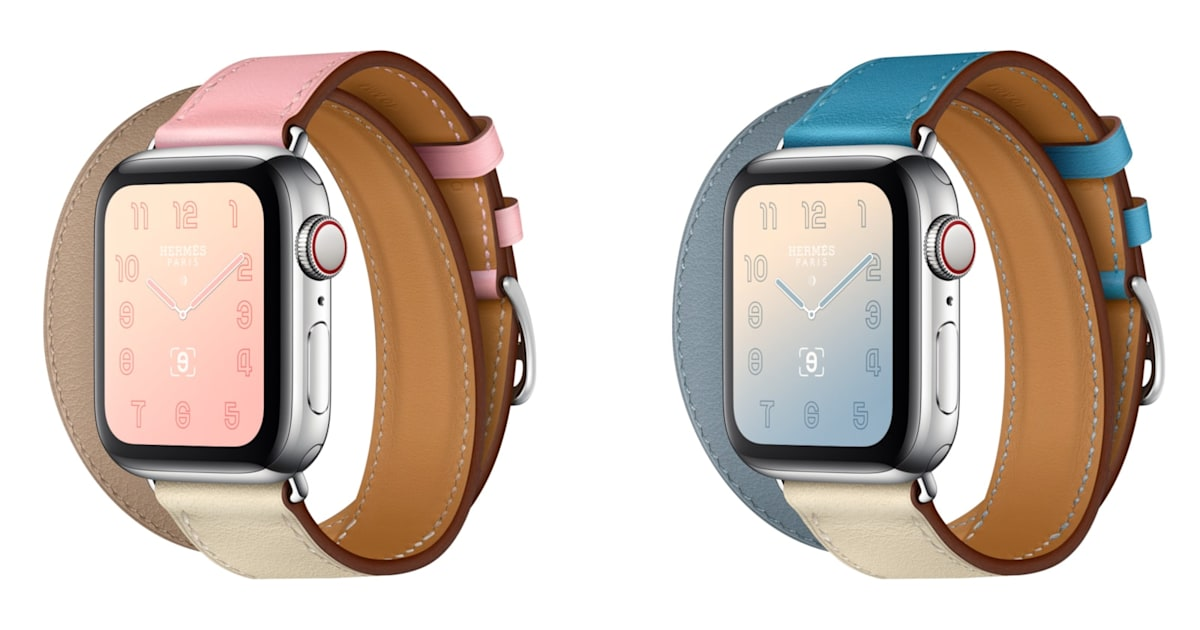 Apple Rolls Out Pastel Watch Bands and iPhone Cases for Spring