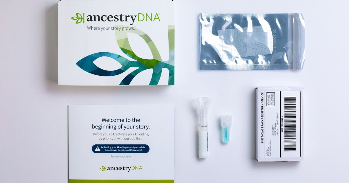 Ancestry lays off 100 employees as DNA test demand dwindles 1