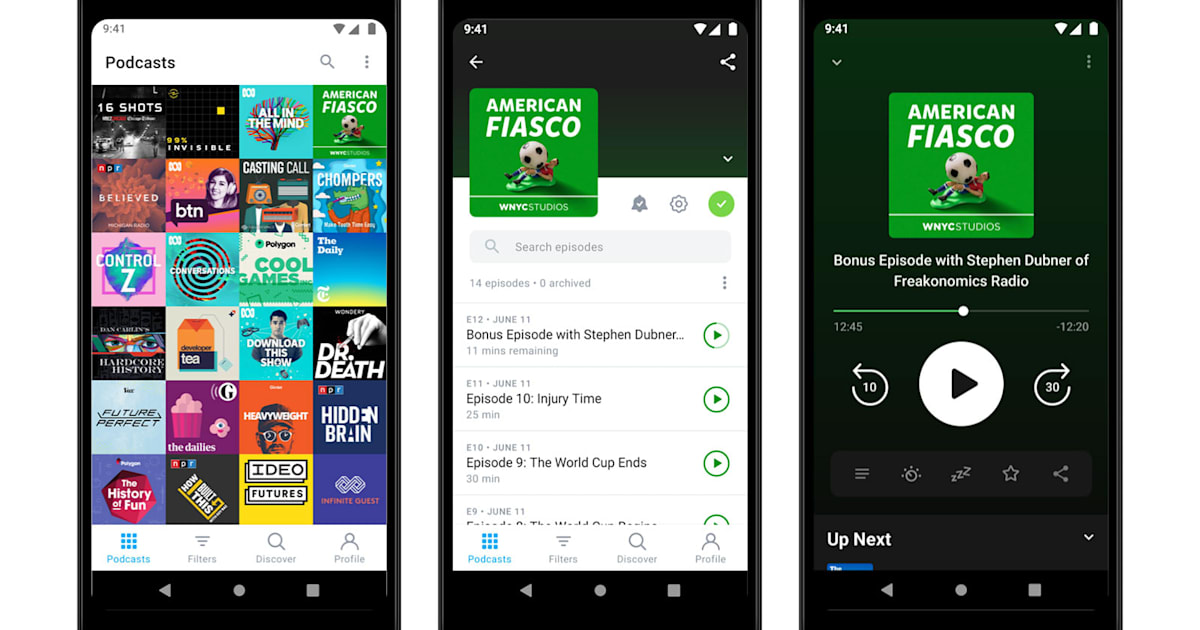 Pocket Casts' new features make it arguably the best podcast app