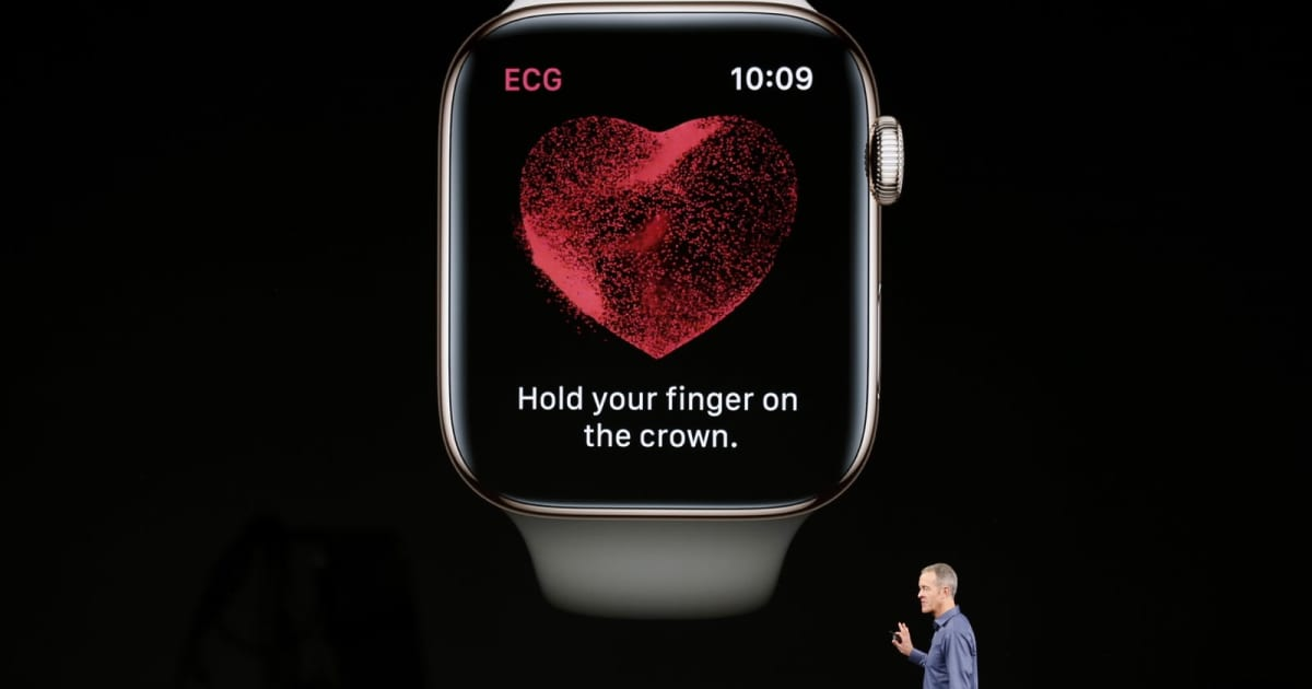 Apple's Latest Pitch: This Gadget will Save your Life