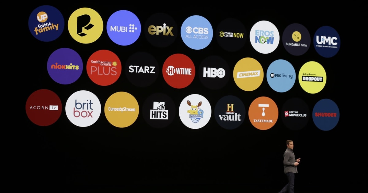 Apple TV Channels is an a la carte way to watch your favorite networks