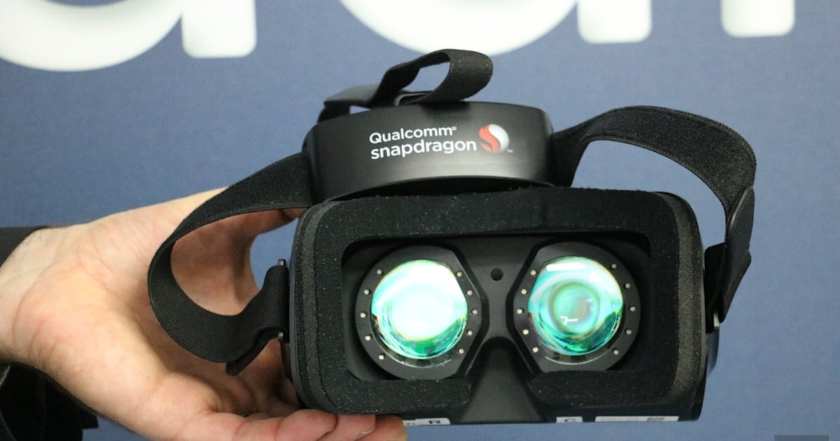 Qualcomm's Snapdragon 845 VR kit needs software to make it shine