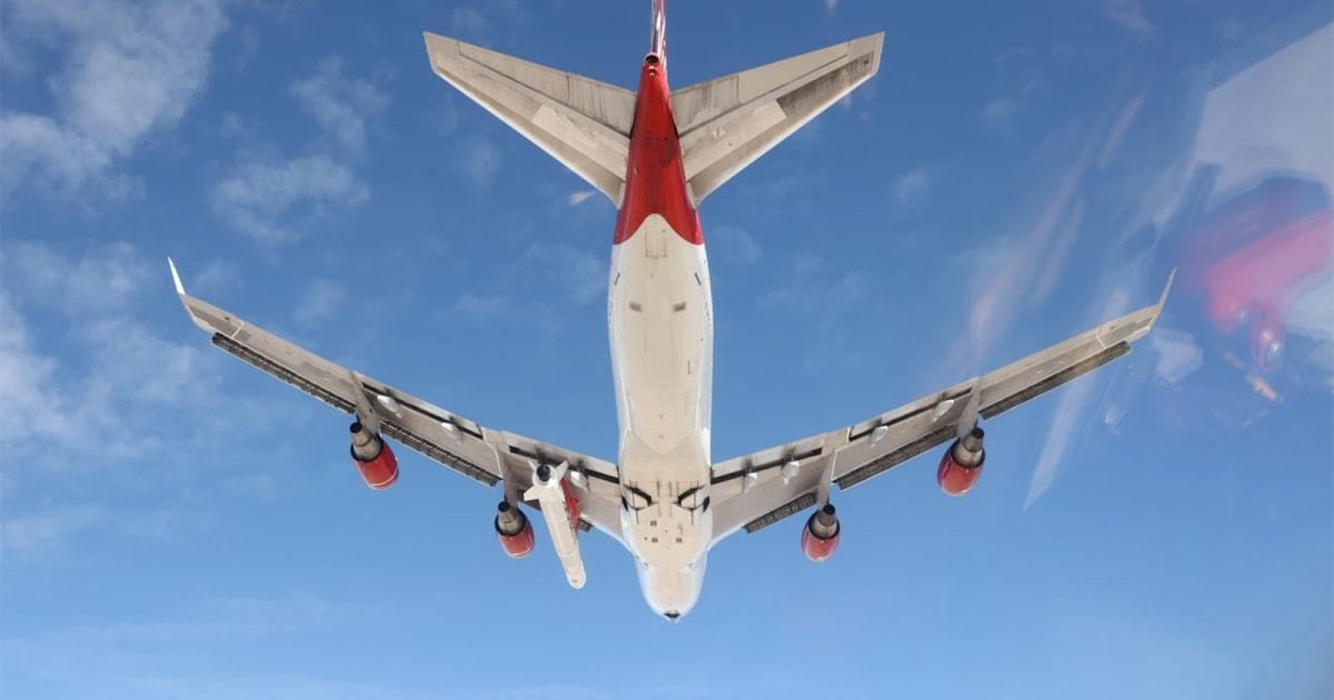 Virgin Orbit's rocket completes its first 'captive carry' flight test