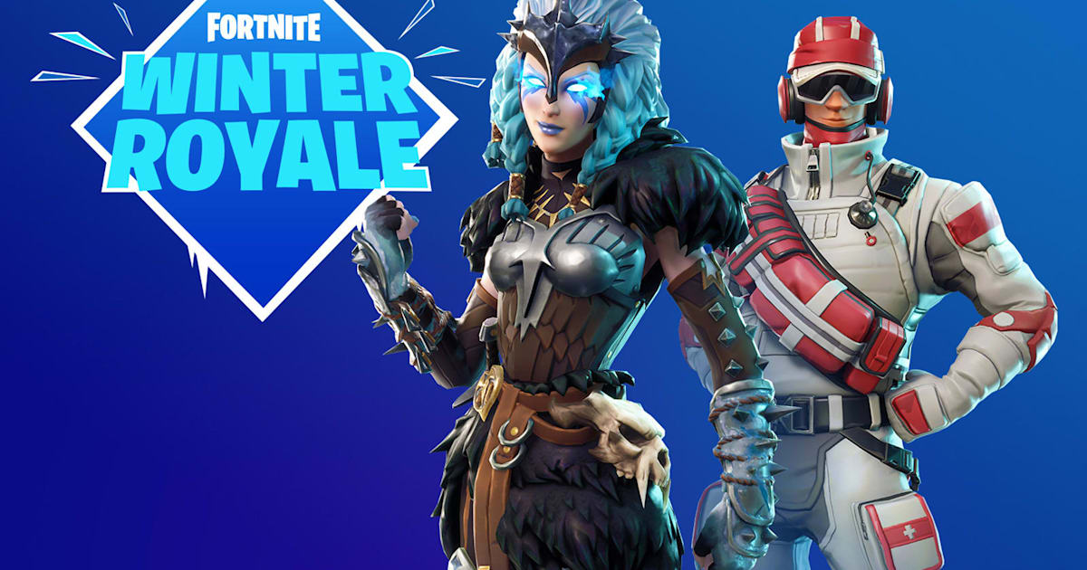 1 million 39 fortnite 39 winter tournament is open to all. Black Bedroom Furniture Sets. Home Design Ideas