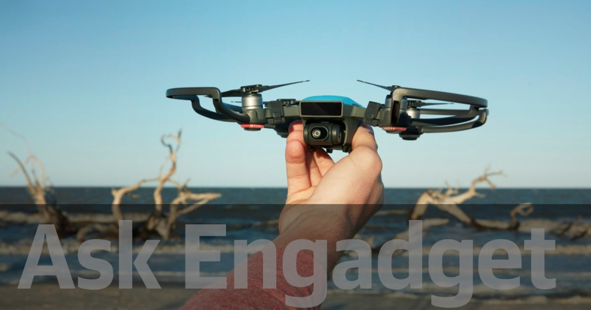 Ask Engadget: Which Drone Should I Buy for my Kid?
