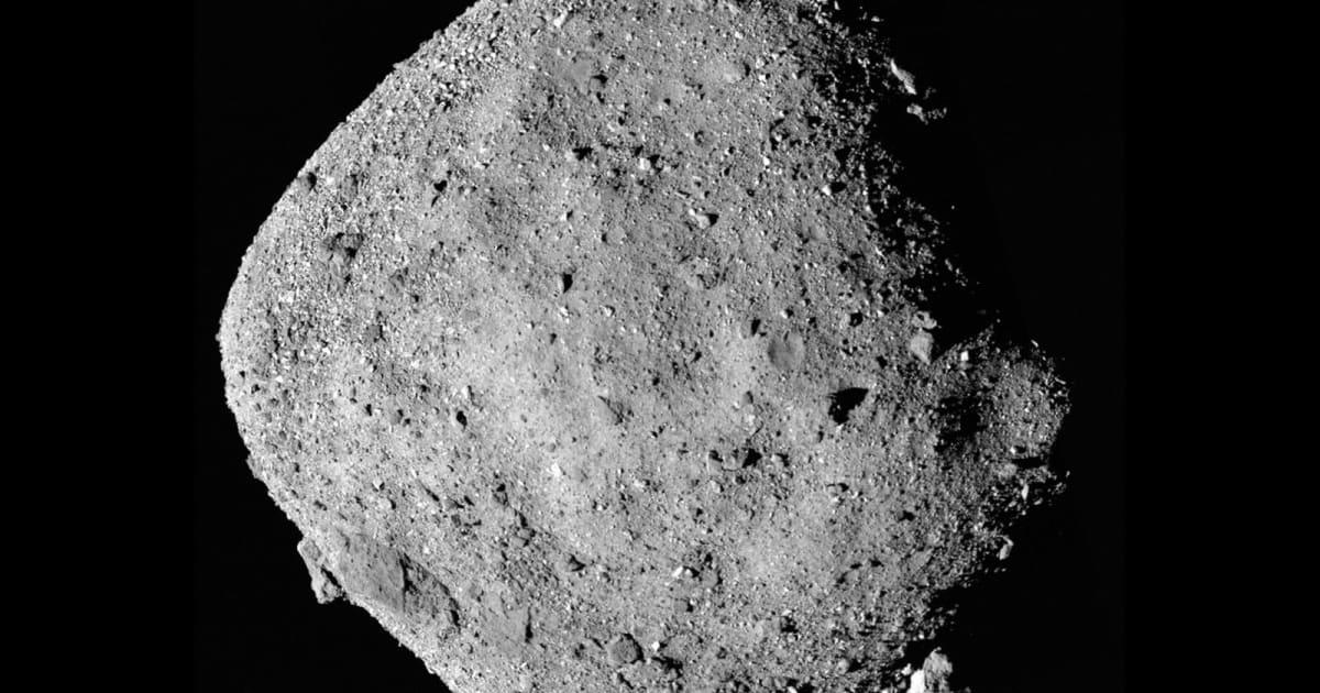 OSIRIS-REx Spacecraft Already Found Water on its Target Asteroid