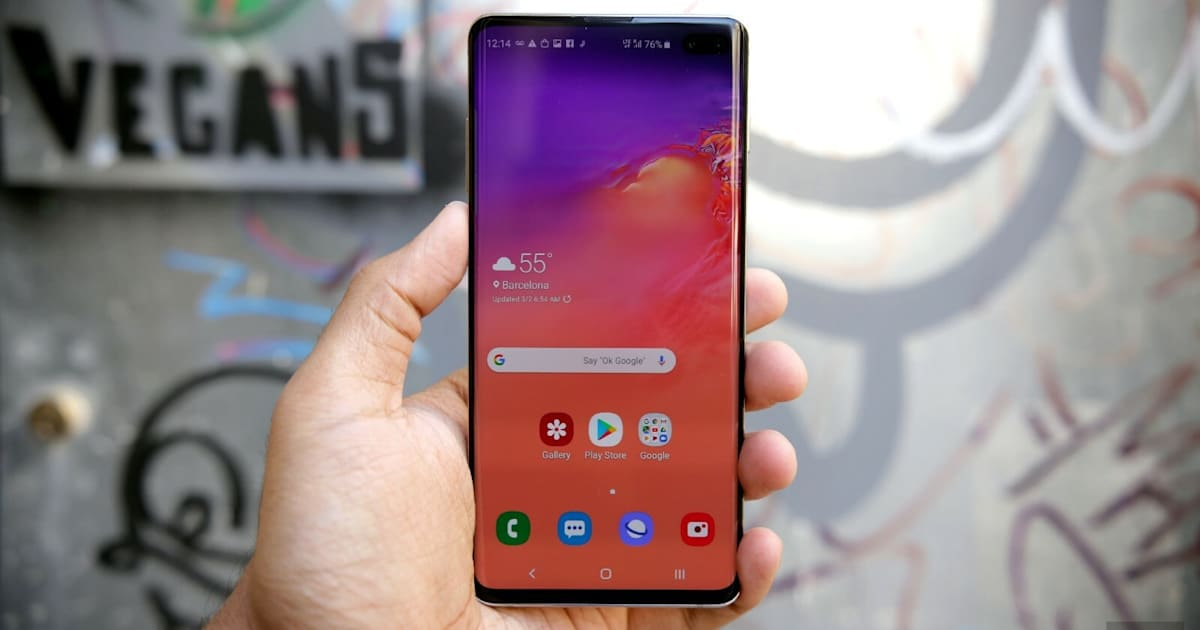 Is Samsung's Galaxy S10+ a superb flagship? thumbnail