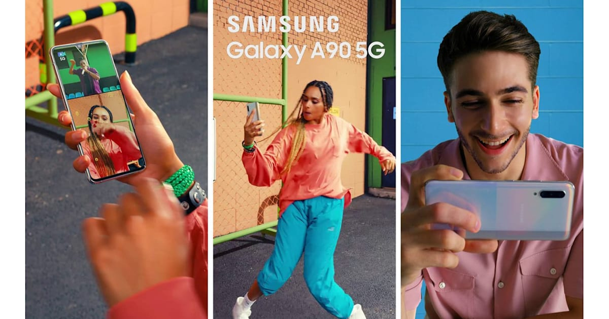 Samsung's first mid-tier 5G phone emerges in leak 1