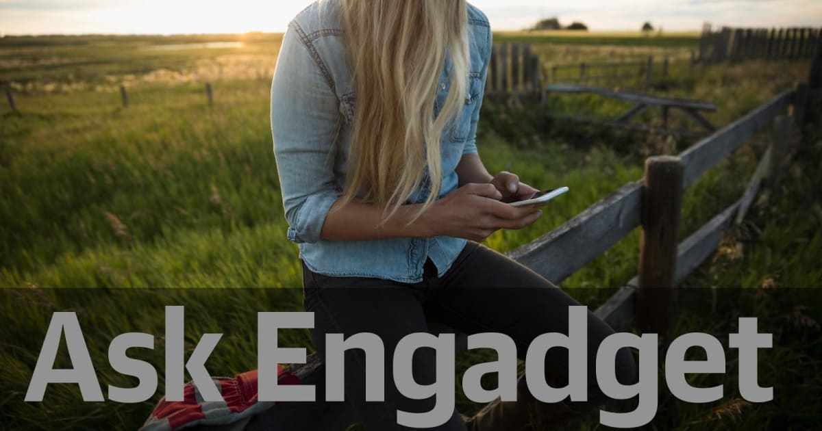 Ask Engadget: How can I improve my rural internet? – Engadget
