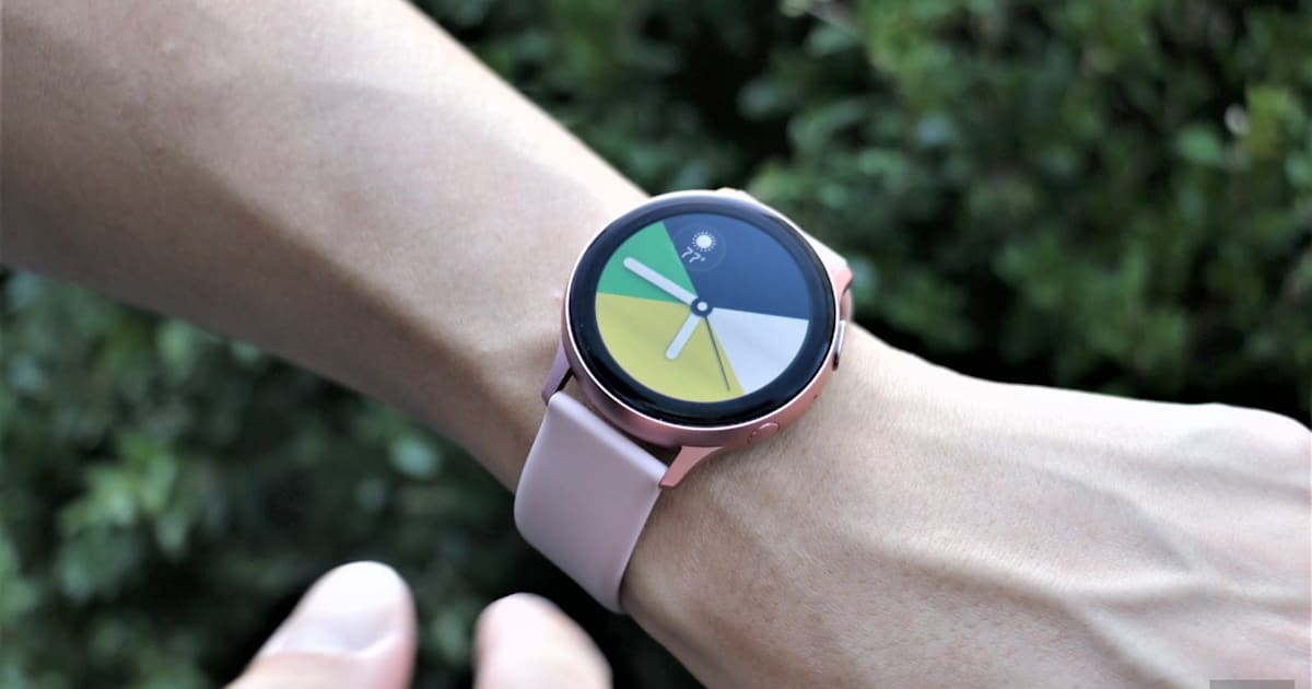 Galaxy Watch Active 2 review: An acceptable midrange smartwatch