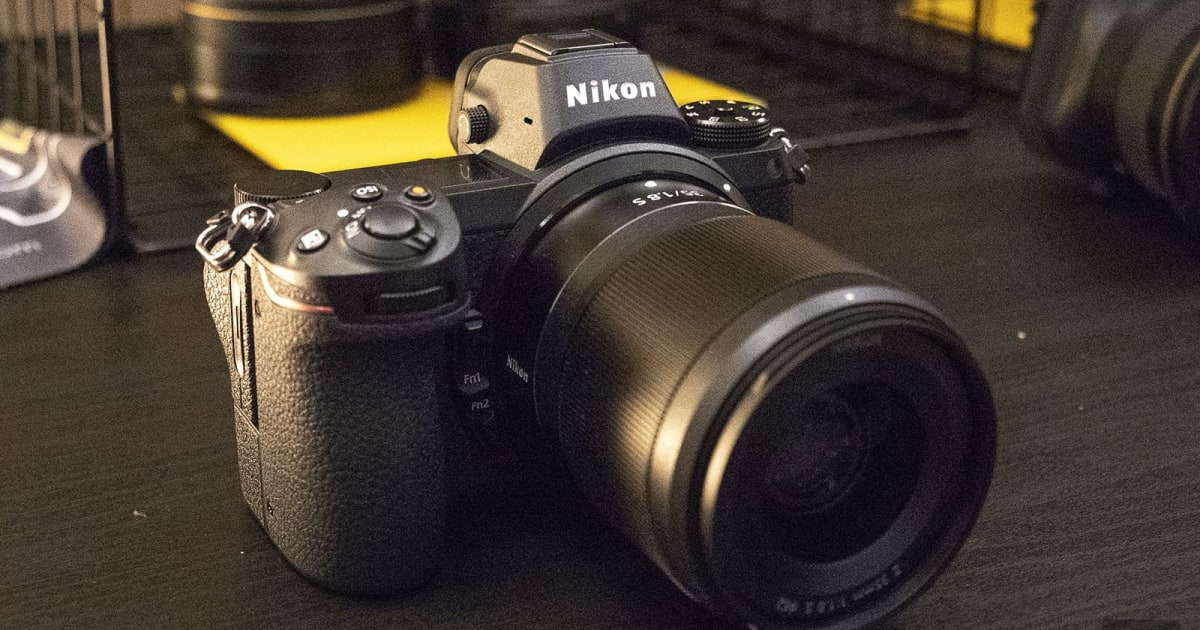 Nikon's Z6 Full-frame Mirrorless Camera Launches November 16th