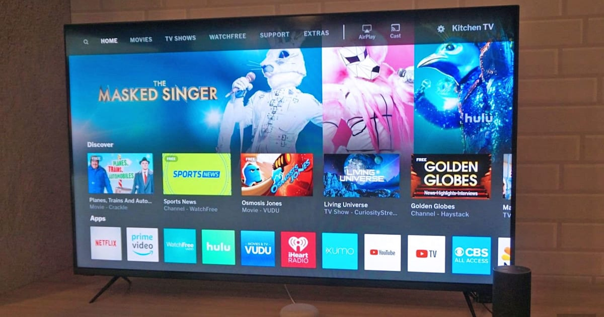 Vizio begins updating its TVs with AirPlay 2 and HomeKit - The 5th News