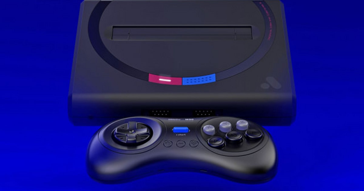 Analogue's Mega Sg Sounds like the Ultimate Sega Genesis
